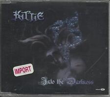 KITTIE Into the Darkness REMIX & Aggro & Sugar ALTERNATE & VIDEO Single SEALED