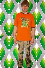 249 ✪ Scooby-Doo Shirt Hippie 70er anni culto Festival Vintage Retrò