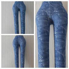 Leggings,Kinder,Jeans Optik,Treggings,Leggings -Hose,Gr,92,98,116,122,128,134
