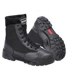 Anfibi Magnum Classic Boots nere collo alto Unisex Indossato da militari Nylex