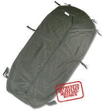 NL Armee Innenschlafsack Inlett Inlet Defence 4 Baumwolle Armee M L XL Carinthia
