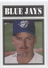 1992 Sport Pro Medicine Hat Blue Jays #13 Wade Norris Rookie Baseball Card