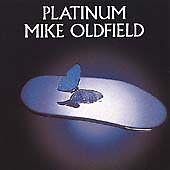 Mike Oldfield - Platinum (CD 1989) Rare Virgin Pressing