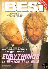 Best #220 Eurythmics, Etienne Daho, Madonna,...
