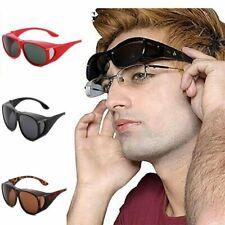 Polarised Sunglasses UV400 Over Glasses Wrap Around Sunglasses Over Prescription