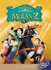 MULAN 2 - DISNEY DVD - NEW / SEALED DVD - UK STOCK