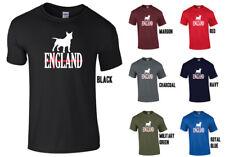 País Inglaterra Camiseta-Patrimonio bandera Bulldog Cool Elegante