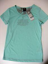 adidas E88950 W Purah T-Shirt ClimaLite schnelltrocknende Baumwollmischung