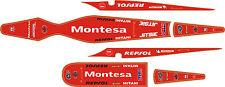 Montesa  4RT Mudguard Decal set,  Extra Thick  Moto X quality Vinyl