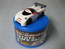 TOYOTA TOM'S 84C #36 1984 Le Mans Pull Back Car NIB SUNTORY BOSS