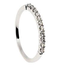 Diamonds by Ellen K. Ring 585/- Gold Brillant weiß Natürlich Damen Glänzend