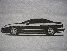 2002 WS6 Trans Am T-shirt, 1998-2002 Pontiac TA Ram Air