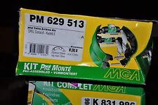 satz bremse rückseite mga, k629513, opel corsa, kadett