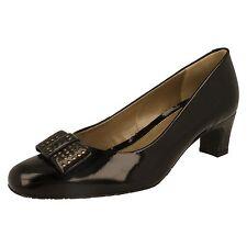 Ladies Van-Dal Wide Fit (EE) Court shoes - Helena