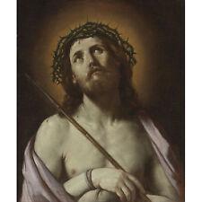Guido Reni  - ECCE HOMO Giclee Canvas Print