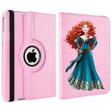 "Personalised Princess Merida Rotating Birthday Case Cover Apple iPad PRO 9.7"""