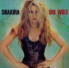 Shakira: She Wolf [2009] | CD NEU