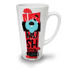 Mushroom Cloud Fashion NEW White Tea Coffee Latte Mug 12 17 oz | Wellcoda