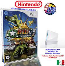 BATTALION WARS 2 II BWII GIOCO ITA @ WII NUOVO ITALIANO