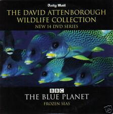 THE BLUE PLANET: FROZEN SEAS (Daily Mail R2 DVD) (David Attenborough)