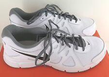 Nike Revolution 2 Mens White/Black Synthetic & Mesh Running Shoes - NWD - Medium