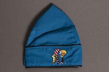 Bandana Kopftuch Piratentuch Papagei Globi blau Unigröße