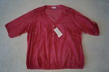 YESSICA C&A Bluse Gr.56/58  Baumwolle  rosa-pink *NEU!*