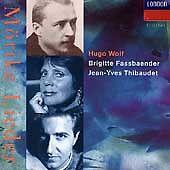Brigitte Fassbaender; Hugo Wolf .. Wolf: Morike Lieder