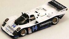 #14 LOWENBRAU Porsche 962 1986 1/43rd Scale Slot Car Waterslide Decals