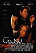 187716 Casino (1995) Movie Gangster Mafia Mob Scorsese Wall Print Poster CA