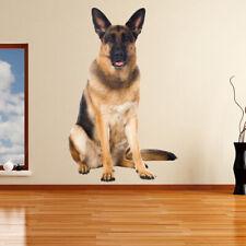 Alzacki pies Naklejka Na ścianę WS-43097