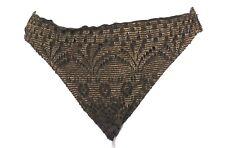 Mossimo Swimsuit Bikini Bottom Expresso Swim Wear Bathing Suit Copper Metallic