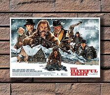 Hot Quentin Tarantino The Hateful Eight New Art Poster 40 12x18 24x36 T-203