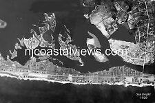 Sea Bright NJ Unique Aerial Photo Prints from 1920, 1933 & 1962