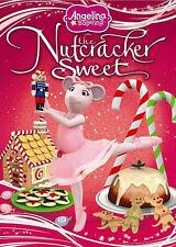 Angelina Ballerina: The Nutcracker Sweet (DVD, 2010, Canadian)
