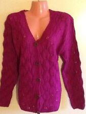 Women's  Open Knit Winter Cardigan