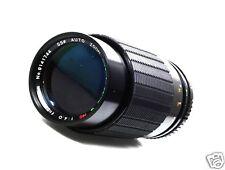 Maginon Serie G 80-200mm / 4 für Minolta MD Objektiv lens objectif - (3671)