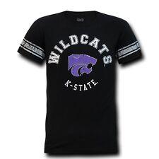Kansas State University Wildcats NCAA Cotton College Football Tee T-Shirt S-2XL