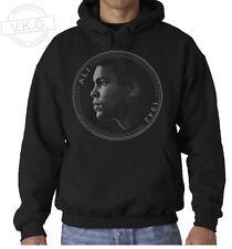 MUHAMMAD ALI Cool Coin Hoodie Sweatshirt by V.K.G.