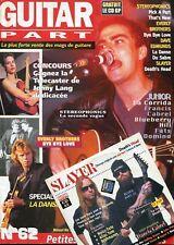 Guitar Part #62 -STEREOPHONICS- Jonny Lang + CD excl.