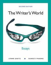 The Writer's World by Suneeti Phadke and Lynne Gaetz (2011, Paperback)