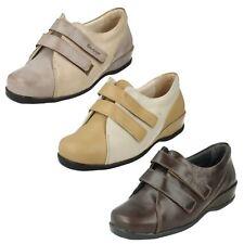 Ladies WESTON riptape  shoes by SANDPIPER Retail £29.99