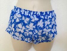 (NWT) Raisins Floral Semi-Sheer Mesh Bikini Cover Up Shorts Sizes S/M/L/XL