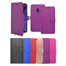 Per Samsung Galaxy S9 Portafoglio Flip in Vari Colori Custodia Cover