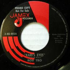 ROB TRO 45 Kari's Eyes JAMEX Promo #554