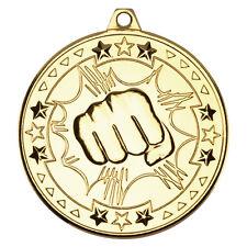 Martial Arts Medal Award With FREE Ribbon M74JREW