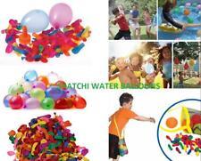 Water Balloons Bombs Multi Colour Kids Summer Garden Party Bag Fillers Fun Toys