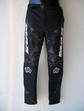 New Wulfsport Black Max Trials Pants Trousers Classic Pre 65 Bultaco Montesa SWM