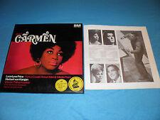 Bizet - Carmen - Karajan - Vienna Boys Choir / Germany RCA RED SEAL Stereo Box