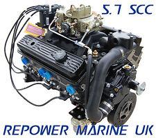 New 5.7L V8, Repower Mercruiser, Volvo Penta, OMC, Crusader, Marine Engine